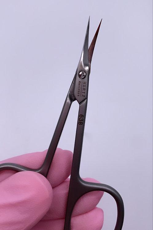 Cuticle Scissors MERTZ 638 ( Germany )