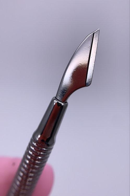 Cuticle Pusher STALEKS PRO Handmade Sharpening