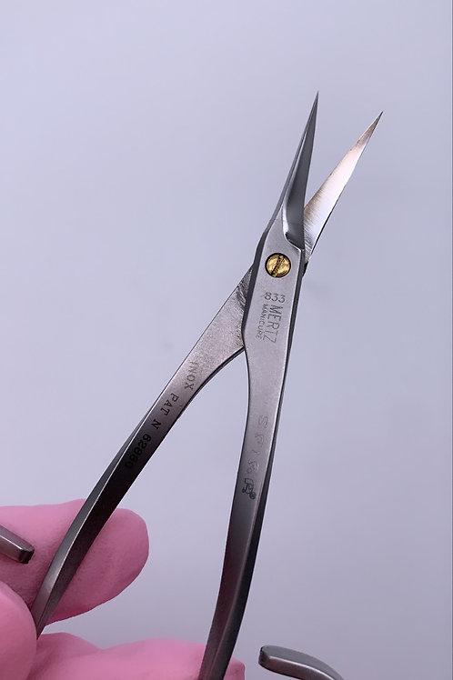 Cuticle Scissors MERTZ 833 ( Germany )