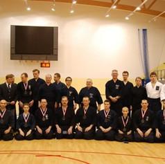 III Polish Individual Jodo Championships, Katowice, Poland, 20-22/03/2009