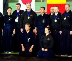 IX European Jodo Championships, Brussels, Belgium, 04-06/09/2010
