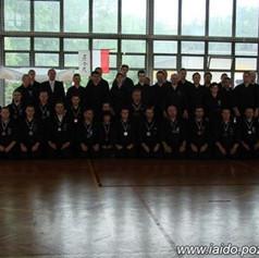 II Polish Iaido Championships, Krapkowice, Poland, 20-22/06/2008