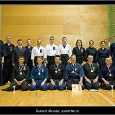 II Polish Individual Jodo Championships, Warsaw, Poland, 01/05/2008