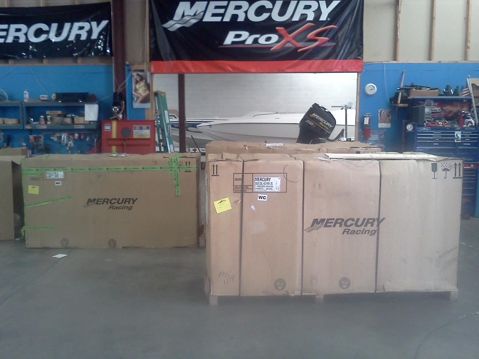 New Mercury Motors