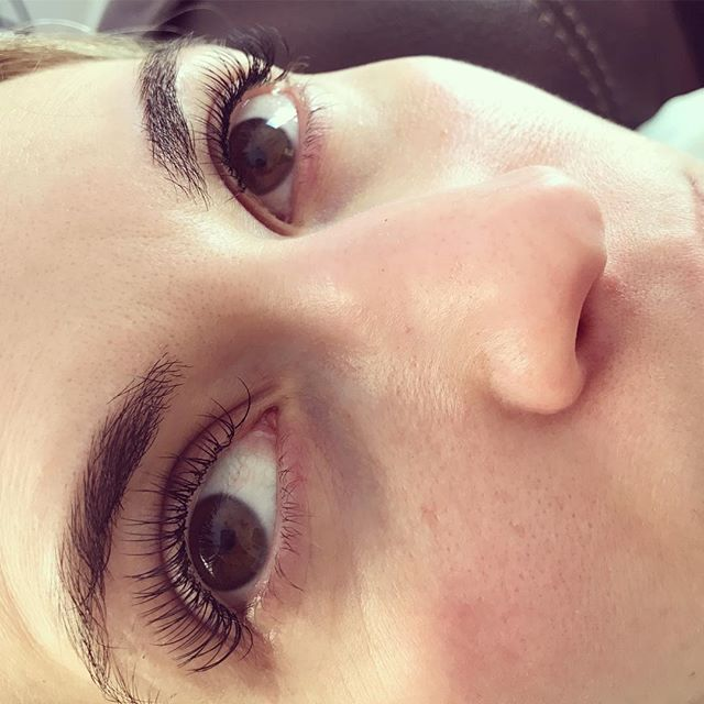 Classic Set- $65_65 Eyelash Extensions applied to each eye!