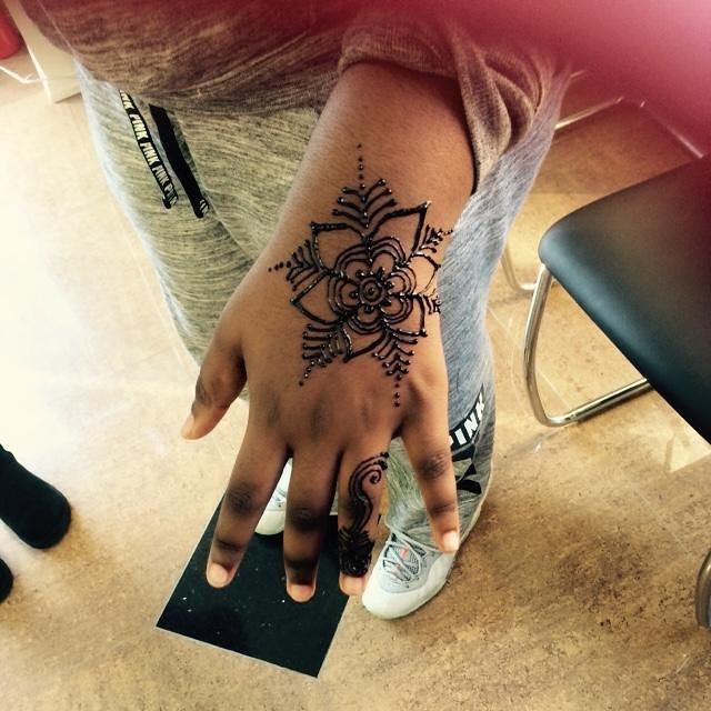 Henna at Dockerys Brow Bar!_#njhenna