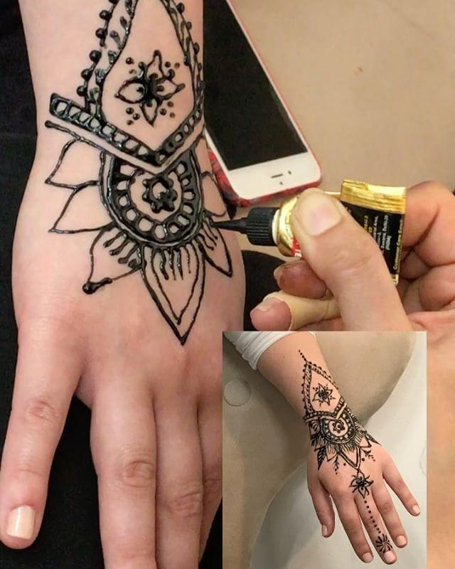 Henna by Amrit