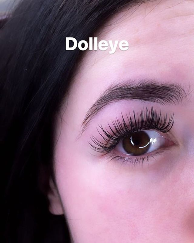 Individual Eyelash Extensions_Natural Se