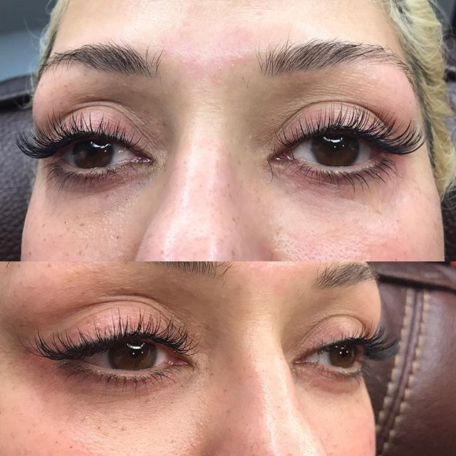 Bride Lash Trial by Tamika