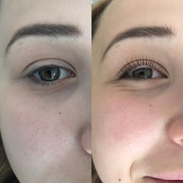 Lash Lift available at Dockerys Brow Bar._A lash lift and Perm are two different services although t