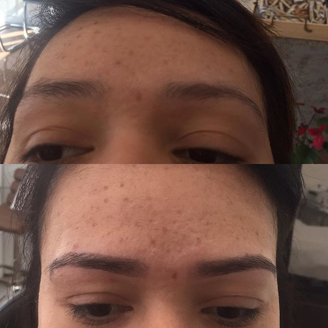 Fill in those brows with Eyebrow Tint!_Lasts an average of 1.jpg5 weeks depending on how oily your s