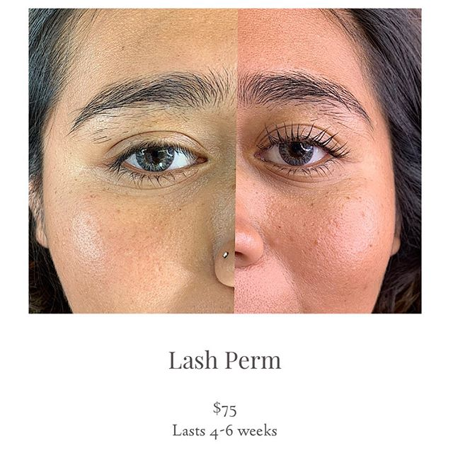 Lift- Lift your natural lashes
