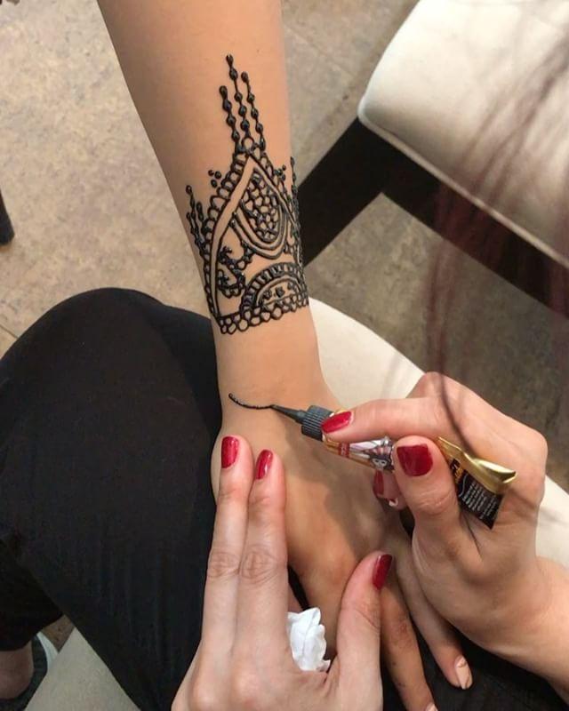 Henna done by Amrit!_#bodyhennanj #njbodyhenna #njhenna #hennanj #bergencountyhenna #hennabergencoun