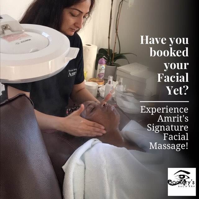 Book your facial today!_Appointment required