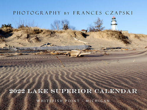 2022 Lake Superior Calendar