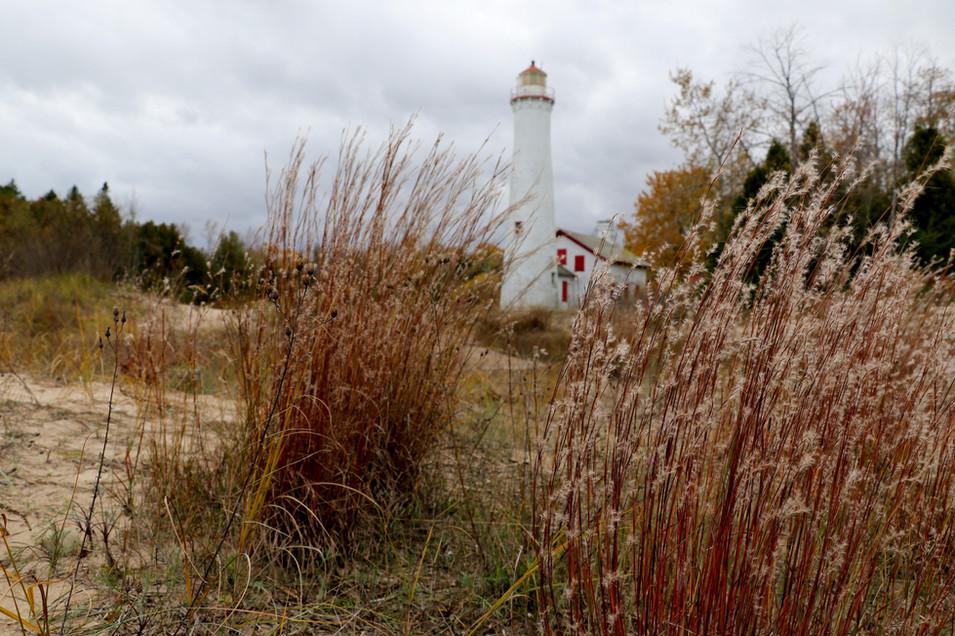 Sturgeon Point Lighthouse - Lake Huron