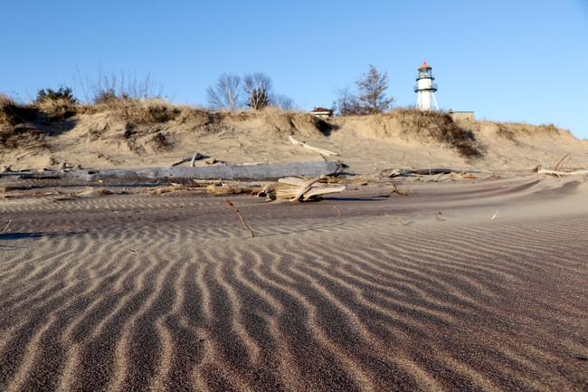 Whitefish Point Lighthouse - Lake Superio