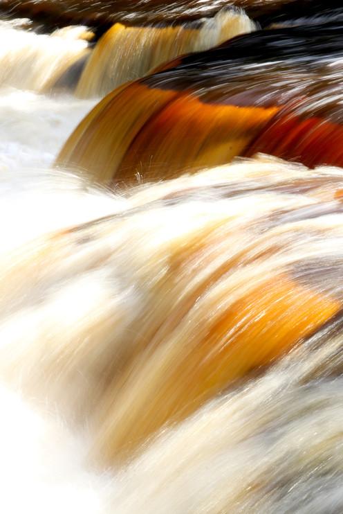 Autumn at Lower Tahquamenon Falls II