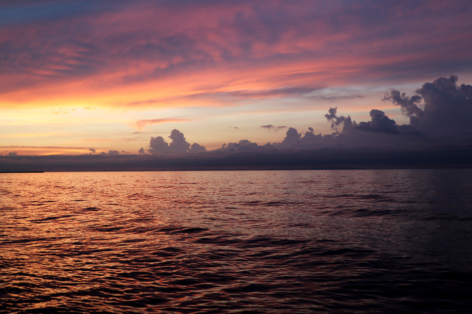 Before Sunrise - Lake Superior