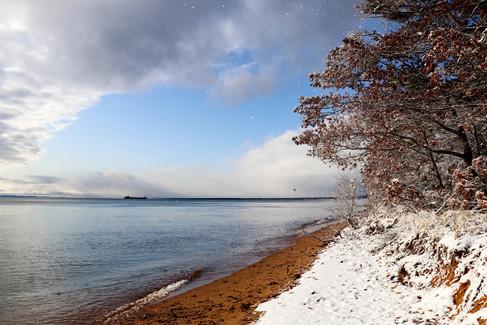 Lake Superior's Whitefish Bay
