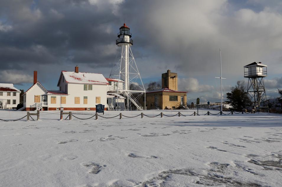 Whitefish Point Lighthouse - Lake Superior