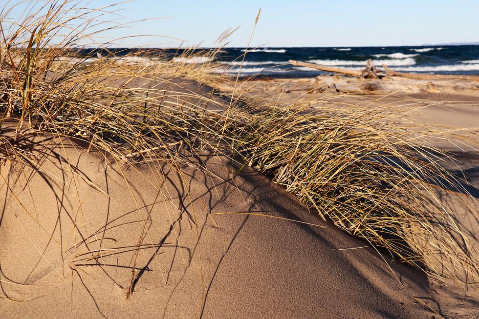 Lake Superior - Whitefish Point, Michigan