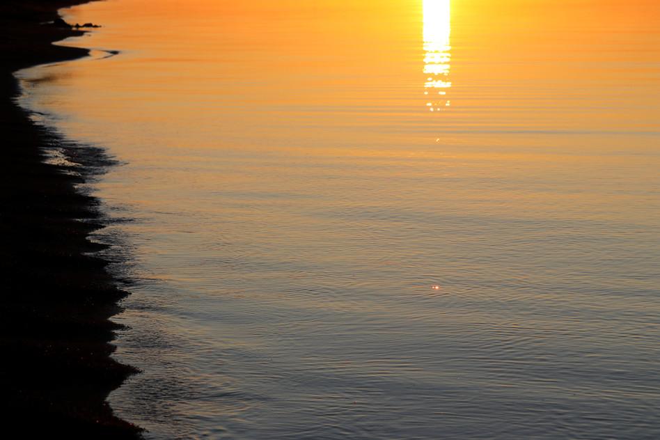 Superior Sunrise Reflections