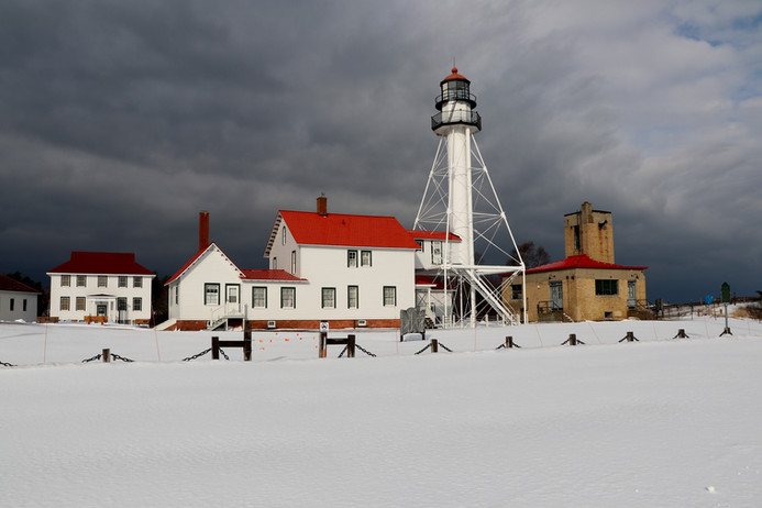 Whitefish Point Lighthouse - Lake Superior