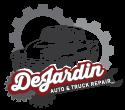 DeJardin Auto & Truck Repair Logo