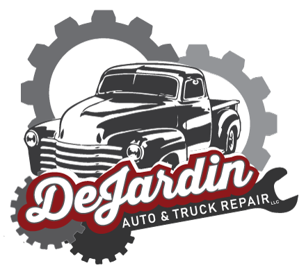 DeJardin Auto & Truck Logo