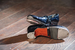 Old Tap Shoes
