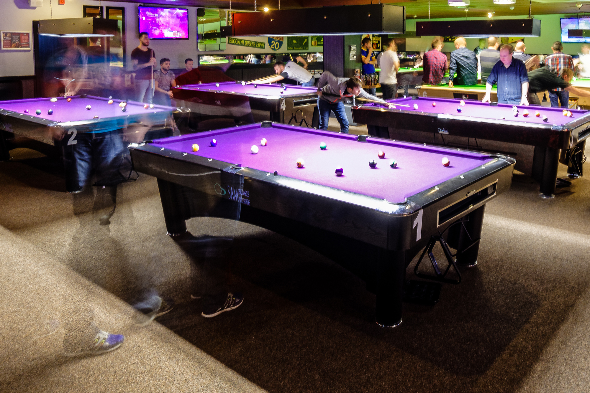 BG-Pool