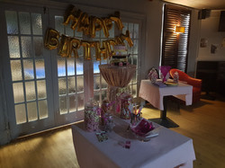 Function Room Party Dunfermline
