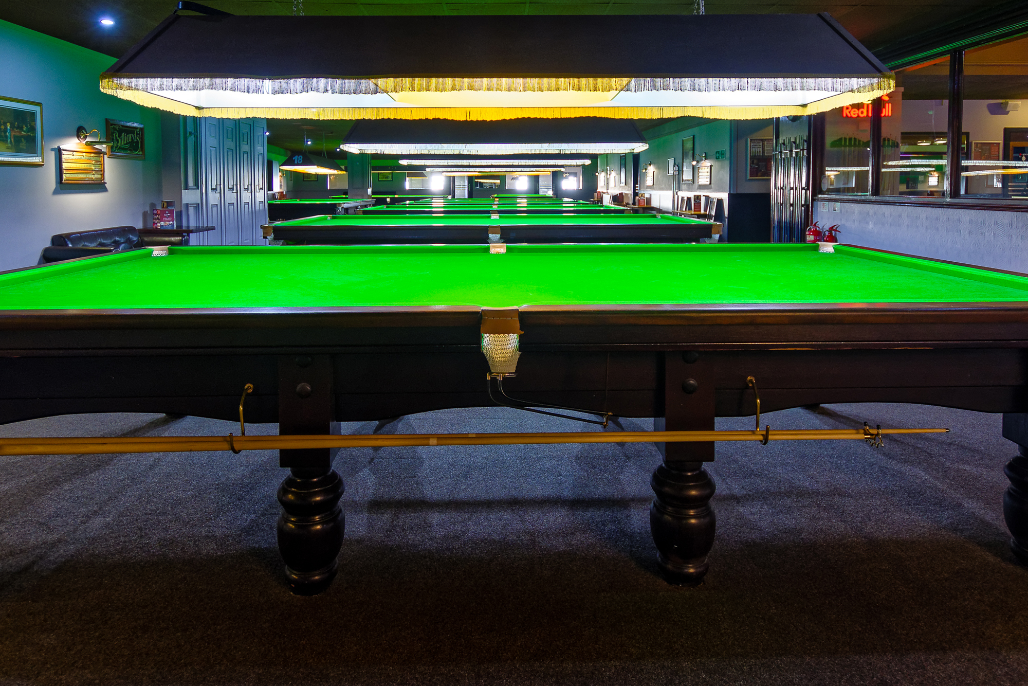 BG-Snooker