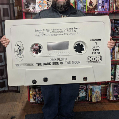 Jumbo Cassette