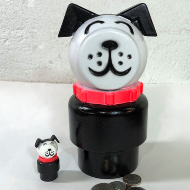 Fisher Price dog bank
