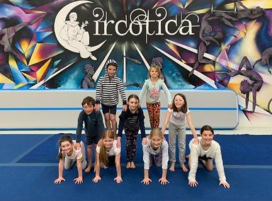 Kids & Teen Circus