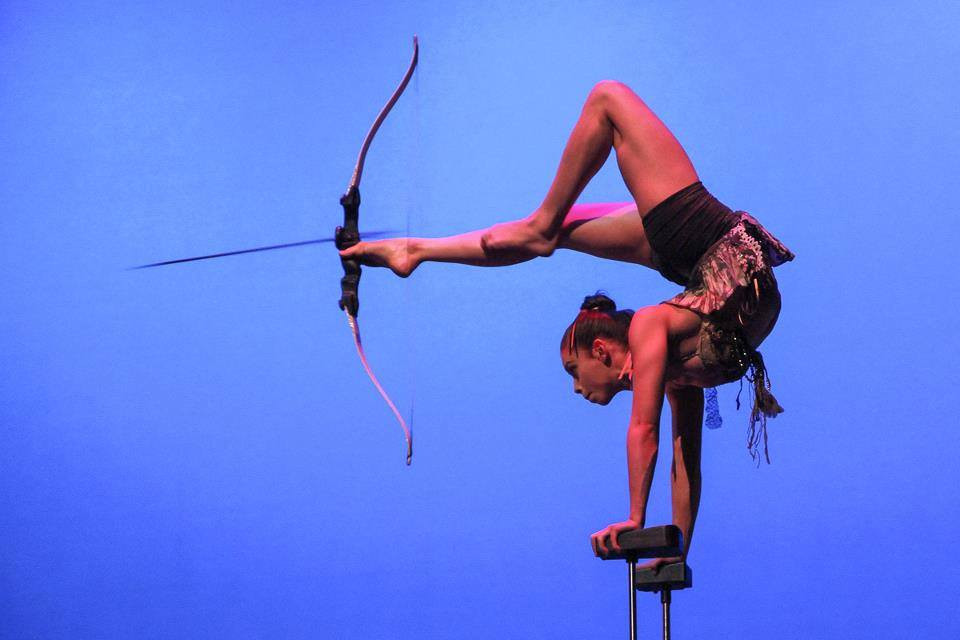 Mim Conyers - The NZ Circus Awards