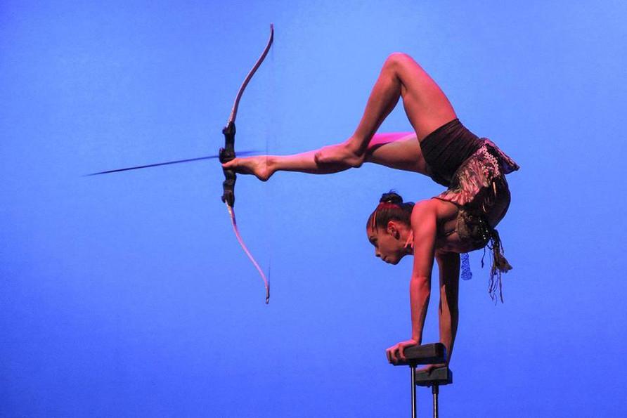 Mim Conyers - The NZ Circus Awards