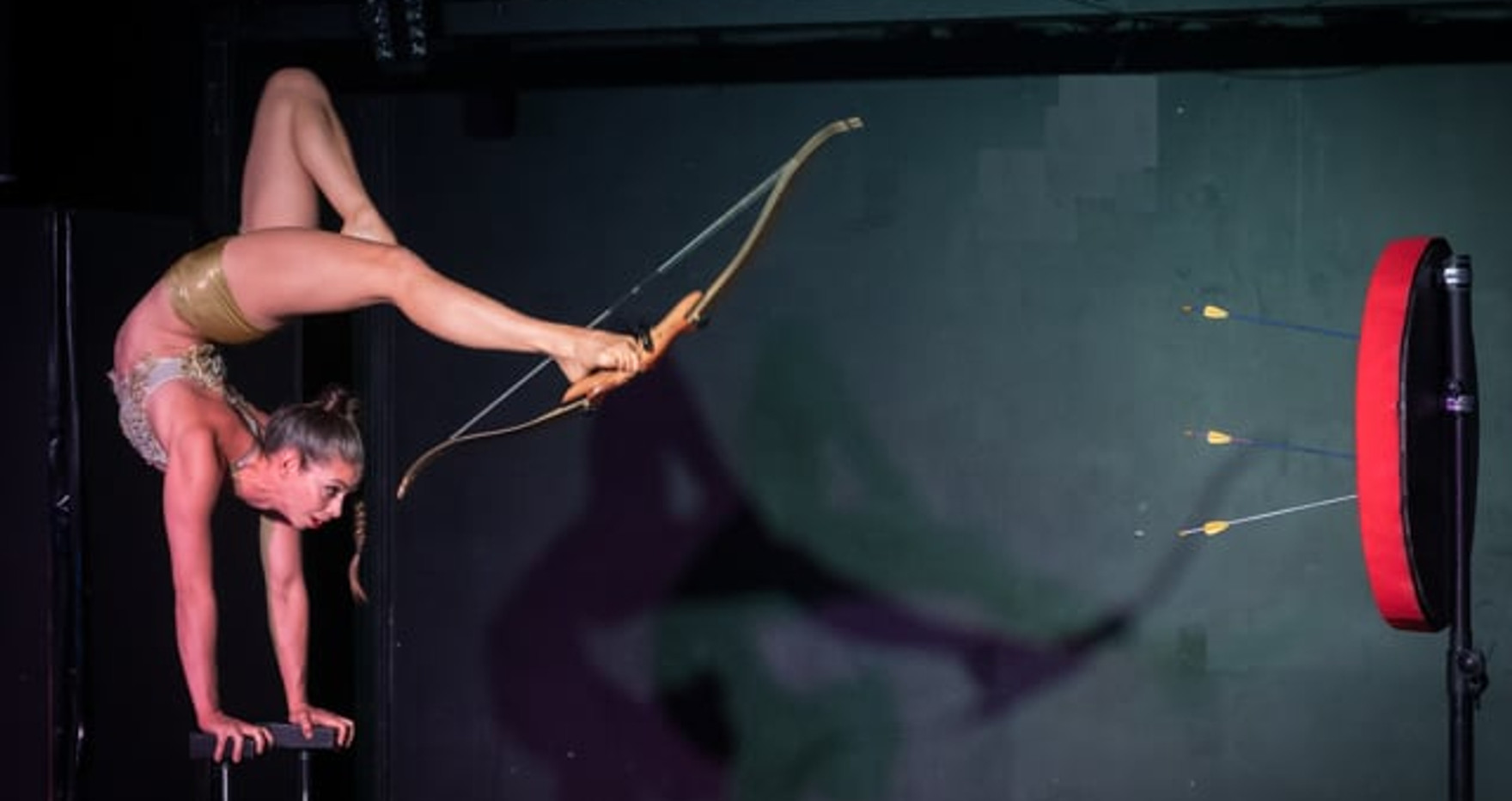 Contortion Archery Act