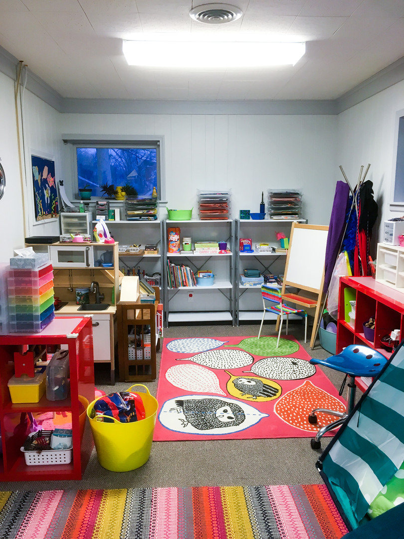 Play therapy room (A Balanced Life LLC)