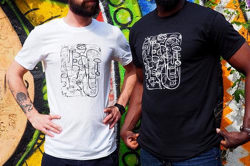 T-shirt Rapace