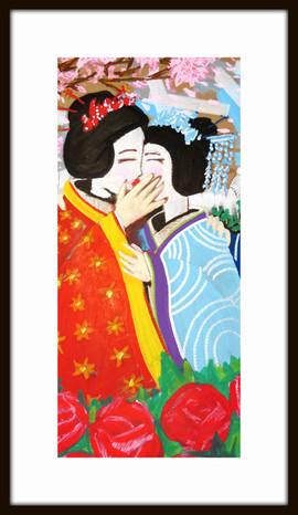 Kiss of Kyoto