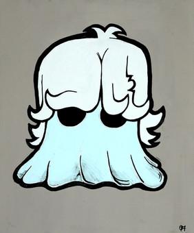 perruque fantome