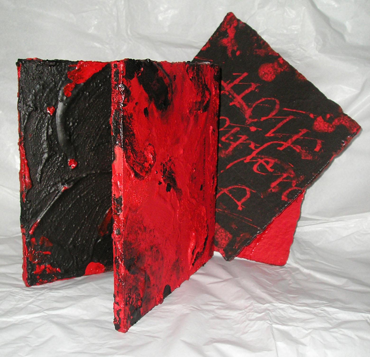 mariella bogliacino Libro Le Rouge et le Noir 03.jpg
