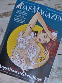... mit dem Magazin