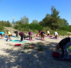 Yoga Bergwitz, Bergwitzsee