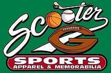 Scooter G Sports Logo