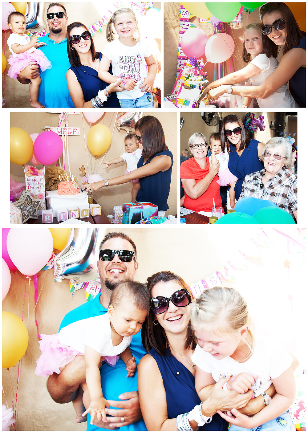 Megan and Renee's combined birthday party 4