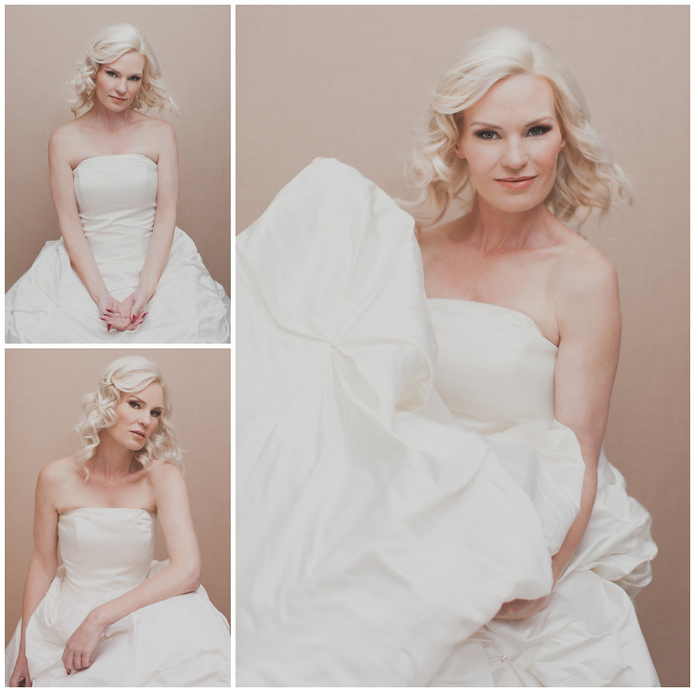 Need an excuse to wear your wedding dress again? Now you've got one!